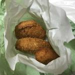 ブラマヨ吉田もイチオシ!手づくりのほくほくコロッケが美味しい「おにくやさん岡田商店」