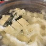 高級旅館で湯豆腐ランチ!お庭もきれいな「八千代旅館」@南禅寺の巻っす