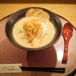 京町家で女性店主こだわりの上品な鶏白湯ラーメンを!祇園 巽橋近くの「祇園麺処 むらじ」