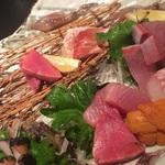 和洋の創作料理がまったく!美味いぜ!「魚彩ダイニング まったく」@吉祥院の巻っす