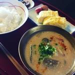 【京都御所スグ】関西人は100%テンション上る粕汁ランチ!酒処・灘の酒蔵のアンテナショップ「おづ Kyoto 」