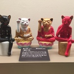 【京都高島屋】日本全国の招き猫が勢ぞろい!ネコ好きも必見ニャン!!絶賛開催中「招き猫博覧会」