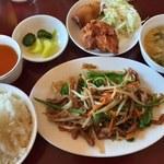 本格四川料理を気軽に!ボリューム満点の定食ランチが人気!伏見の「味苑 赤池店」