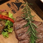肉が美味しいステーキバル「ステーキダイナー ブルバル」がオープン!@西院の巻っす