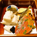 祇園のお茶屋さんで京都ならではの丁寧なおもてなしと正統派の京料理が楽しめる「味ふくしま」