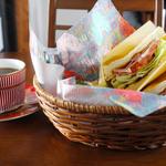 横大路*自転車乗りも集うアットホームなカフェ「café MORNING GLORY(モーニング グローリー)」【カフェ】