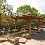 京都市内で噂の天然自家温泉!10の湯めぐりワンダーランド!!2種類の源泉は美人湯系☆「竹の郷温泉」
