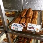 三位一体の神がかり的美味しさのあんバタは必食!レトロな雰囲気の街のパン屋さん「マンハッタン」【京都壬生】