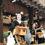 舞妓はんが豆まき!京都一華やかな「節分祭」!祇園さんでお馴染みの八坂神社