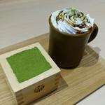 フォトジェニックな抹茶ティラミスが大人気!行列必至の「抹茶館」ここなら並ばずに入れます☆