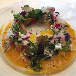 美味しくて美しくて圧巻のお料理の数々!「ラ・パール・デュー」@元田中の巻っす