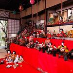 3月3日〜5日・歴史ある西陣京町家にひな飾りが並ぶ「千両ヶ辻 ひな祭り「桃の節句の彩り」vol.2」開催【イベント】