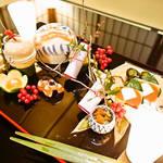 ミシュラン3つ星を毎年獲得されている日本を代表する料亭「京都吉兆」で最高の日本料理を堪能♡