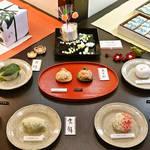 京都最古の花街 上七軒にある和菓子屋さんで美しく華やかな季節の和菓子を♡☆老松(おいまつ)☆