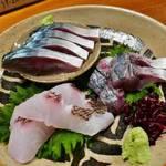 マスターチョイスの旨い日本酒と正しい和食系アテでほっこり!「食堂ほかげ」
