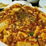 京都駅内で使い勝手のいい中華レストラン「四川料理 洛楽」