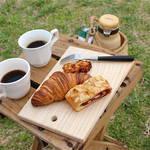 鴨川へいらっしゃい☆WIFE&HUSBANDピクニック