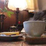 隠れるつもりはないけれど、結果的に隠れ家カフェ「のばら珈琲」