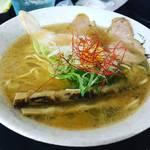 【京都山科】待望の移転オープンにファン行列のラーメン店!こだわりの蟹塩そばは並んでも食べるべき☆「麺屋裕」