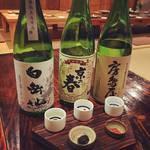 【京都西院】飲ん兵衛のツボを押さえた日本酒と料理の品ぞろえ!季節の食材にセンス光る☆「さかぶくろ」