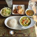 【京阪七条】流行に流されない、真面目な本格的タイ料理のお店「キンカーオ」