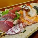 伏見散策の際に!ご近所さんが寿司バル的に使う人気店「寿司 いの上」