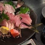 釣りたて新鮮まったくのお魚ランチ「 魚菜ダイニング まったく」 @吉祥院の巻っす