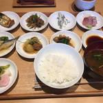 この本格和食ランチがなんと1200円!京都駅近くの「こりょうり たか屋」