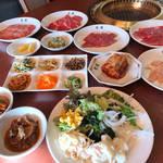 老舗焼肉店の味を2900円からの食べ放題スタイルで!「天壇 竹田店」