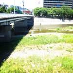 【京都珍風景】サイコ的なおまじない?鴨川に突如現れた謎のモアイ像??【京阪七条駅スグ】