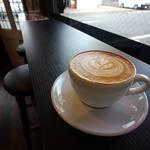 「会社にCafeを…」という発想自体がステキ♡いいんですか?西地区にこんなオサレカフェ(^^)【KJカフェ】