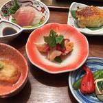 川床シーズン到来!彩り豊かな和食ランチ「みます屋MON AMI」@木屋町仏光寺の巻っす