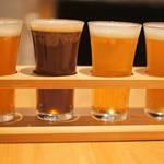 京都で全国のクラフトビールを飲み比べ!ビール醸造所運営のビールパブ「ICHI-YA(イチヤ)」