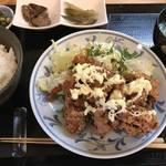 フラッと寄りたくアットホームな和食屋「福小町」伏見稲荷からもほど近く!