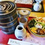 創業550年!烏丸御池にある京都最古のレストランと名高い蕎麦店「本家尾張屋 本店」
