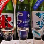 酒処・伏見で全国の日本酒を飲み比べ!アテメニューも豊富!「ダイニング 仁」