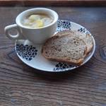 京都パン屋めぐり34 こだわりパンが素朴にキラリ☆ザ・町のパン屋さん 千本丸太町 「ラ・モワッソン」
