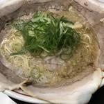 深夜でも美味しい京都ラーメンを!チャーシューは鉢一面に「大宝(たいほう)」