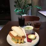 【京都人気カフェ】★洋モーニングも必食★「伊右衛門サロン」【烏丸御池】