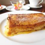 『妙味』著名人も唸った世界一のフレンチトースト★ホテルオークラ『レックコート』【河原町御池】