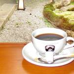 【穴場カフェ】日本庭園とほっこりカジュアル喫茶時間*キッサマスター (KissaMaster)【三条富小路】