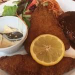 クラシックな洋食ランチ「ビストロ暖蘭(だんらん)」@南インター近くの巻っす