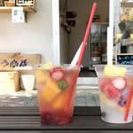 かき氷もいいけどアイスやフローズンもね「真栄多商店」のフルーツアイスキャンディやフローズンドリンク【新製品】