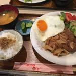 お母ちゃんのほのぼの手作りランチ「味処 YAMADA」@東福寺の巻っす