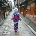 【着物で京都観光が楽しい】レンタル着物で東山エリアを歩く♪『最先端星人の京都探索』