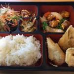 反対向けの看板が目印!町のイケてる中華料理店「中華処 楊(ヤン)」@四条堀川の巻っす