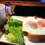 【京都カフェモーニング】外国人観光客にも人気の京町家カフェ!和も洋もある朝食☆「サガン」【六波羅蜜寺スグ】