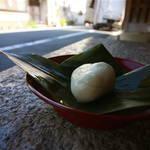 【名水のチカラ】麸嘉(ふうか)の麸饅頭☆透き通るような瑞々しさには「水の歴史」という理由があった☆