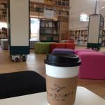 動物園で疲れたらどうぞ!絵本とコーヒーで快適*スロー ジェット コーヒー イン ザ ズー (SLOW JET COFFEE IN THE ZOO)