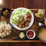 【京都カフェごはん】お腹も満たす''ヘルシー罪なしランチ''★ムモクテキカフェ★
